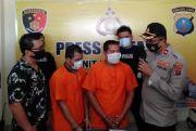 Pengedar Jaringan Internasional Ditangkap Polisi Bawa 10 Kg Sabu