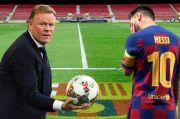 Hengkangnya Lionel Messi Akan Untungkan Ronald Koeman
