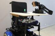 Kursi Roda Berlengan Robot untuk Disabilitas