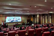 Megawati Bersama Prabowo Hadiri Pembukaan Program Pendidikan Mahasiswa Unhan