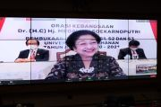 Pesan Penting Megawati Soekarnoputri kepada Mahasiswa Doktoral Unhan
