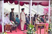 Prabowo Minta Kadet Mahasiswa Unhan Beri Kontribusi bagi Kesejahteraan Bangsa