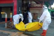 Gempar, Mayat Lansia Ditemukan Tergeletak di Pertokoan Mataram