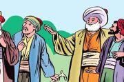 Ketika Nashruddin Membagi-bagi Uang kepada Katak