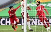 Cuma Minamino yang Main Bagus Saat Liverpool Dikalahkan Arsenal