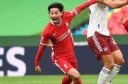 Klopp Dukung Minamino Beri Dampak Besar kepada Liverpool