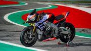 Aprilia Tuono V4 X Motor Aerodinamis dengan Tenaga Monster