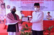 Antisipasi Ideologi Berbahaya, BNPT Dialog dengan Tokoh Agama