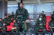 12 Oknum Prajurit TNI AD Diperiksa Terkait Perusakan Polsek Ciracas