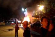 Rekaman Senpi dalam Pembakaran Polsek Ciracas, Kasad Sebut Air Softgun