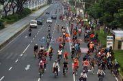 Pesepeda di Sudirman-MH Thamrin Diimbau Berpencar ke 10 Lokasi Kawasan Khusus Pesepeda