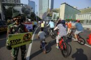 Kawasan Pesepeda Dibuka Kembali, Pengamat Sebut Pencitraan saat Pandemi