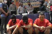3 Pembobol ATM di Bandar Lampung Diringkus, Polisi Amankan Uang Jutaan Rupiah