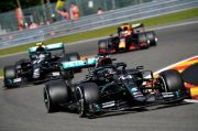 Kuasai GP Belgia, Hamilton Perbesar Peluang Jaga Singgasana F1