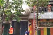 5 Korban Tewas dalam Kebakaran di Surabaya, Ini Identitasnya