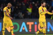 Messi Tinggalkan Camp Nou, Vidal : DNA Barcelona Hancur Berantakan