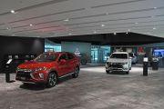 Mitsubishi Buka Showroom Headquarter Baru MI-Playground di Tokyo