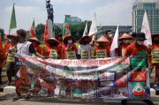 Menteri ATR-BPN Didesak Tuntaskan Konflik Agraria Petani dan PTPN II