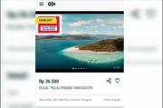 Polres Buton Kejar Pelaku Penjualan Pulau Pendek di Situs Online