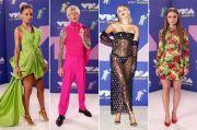 Taylor Swift yang Kasual hingga Hebohnya Lady Gaga, Busana Pesohor dalam MTV Awards 2020 Ini Curi Perhatian
