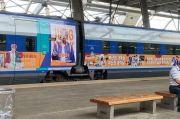 Ulang Tahun, Wajah Jungkook BTS Hiasi Kereta di Busan dan Seoul