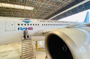 Ada Logo RANS di Pesawat Garuda Indonesia, Dirut Irfan: Cuma Kejutan
