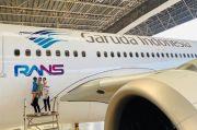 Logo RANS Milik Raffi Ahmad Nempel di Pesawat Garuda, Kontribusi Dia Buat Dunia Penerbangan Apaan?