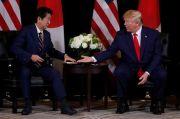 Trump Sebut Shinzo Abe PM Terhebat dalam Sejarah Jepang