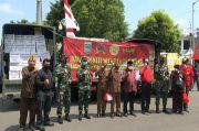 Ribuan Veteran Malang Raya Dapat Santunan Uang Tunai dan Sembako