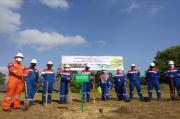 Pertamina Kembangkan Hutan Pelangi di Prabumulih