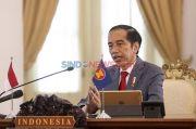 Respons Surat Xi Jinping, Jokowi Apresiasi 70 Tahun Hubungan Indonesia-China