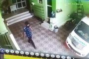 Kotak Amal Dibobol Maling, Kerugian Rp5 Juta dan Pelaku Terekam CCTV