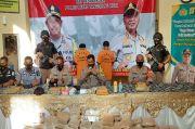Polisi Bongkar Pemesanan 200 Kg Ganja Aceh via Cargo Tanah Abang