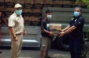 DKI Distribusikan 10.737 Paket Sembako untuk Warga Rawamangun