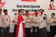 Relawan Merah Putih Sebut Muhamad-Saraswati Pasangan Selaras
