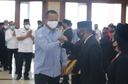 Lantik 30 PPNS Perikanan Maluku, Begini Pesan Menteri Edhy
