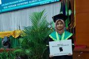 Selama Kuliah Makan Pakai Keripik, Lulus Cum Laude dan Dapat Beasiswa S2