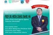Selamat, Dosen Hubungan Antar Agama UIN Jakarta Raih Gelar Profesor