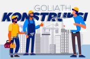 Geliat Para Goliath Industri Konstruksi Global