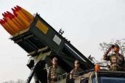 India Pesan 6 Sistem Roket Multibarel Pinaka untuk Disebar di Dekat China