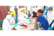 Cegah COVID-19, Ratusan Warga Binaan Rutan Salatiga Jalani Rapid Test