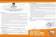 KPU Bulukumba Mulai Buka Pendaftaran Calon Bupati-Wakil Bupati