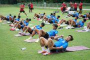 Intensitas Tinggi Latihan Fisik Timnas U-19 di Kroasia