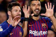 Siapa Bisa Tutupi 70% Gol Barca Jika Messi & Suarez Pergi?