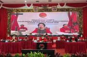 Pesan Megawati di Pilkada Surabaya: Awas! Siapa Bermain, Melawan Saya