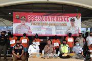 Beraksi 54 Kali, Komplotan Begal di Tol Jakarta-Bekasi-Tangerang Digulung Polisi