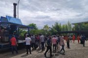 BNNP Kepri Musnahkan Sabu 7,6 Kg dan Ekstasi 3.328 Butir