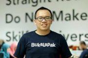 Baru Saja Jadi Bos Telkom, Pendiri Bukalapak Fajrin Rasyid Tutup Blanja.com