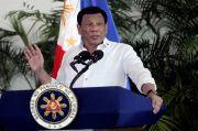 Duterte Perintahkan Bos Bea Cukai: Tembak dan Bunuh Penyelundup Narkoba!