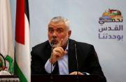 Ikut Rapat Palestina, Kepala Biro Politik Hamas Haniyeh Tiba di Beirut